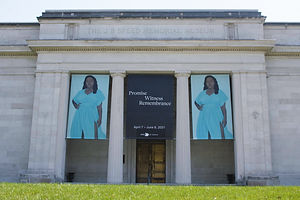 Speed Art Museum's Promise, Witness, Remembrance Gets an Assist From Design Studio Team