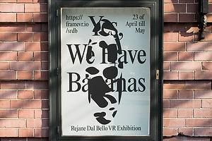 Rejane Dal Bello's Virtual Exhibition Is Straight Up Bananas