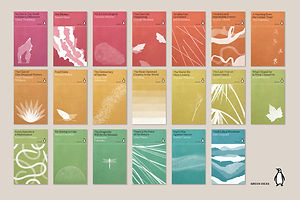 Penguin Classics Unveils 'Green Ideas' Series With Gorgeous Design From Tom Etherington