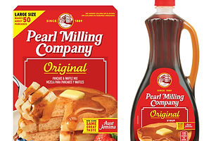 Aunt Jemima Is Now The Pearl Milling Company