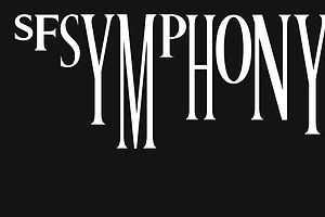 COLLINS' New Identity for the San Francisco Symphony Brings the Noise