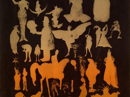 The Glaser Nobody Knows: 2 Milton Posters For Kappo Phelan's Shadowlight Theatre