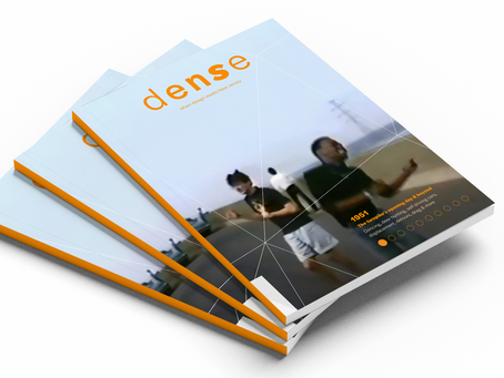 Design and New Jersey Have a Date With Dense Magazine
