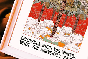 Kitty Bardsley's Latest Prints Inspire Some Seriously Positive Vibes
