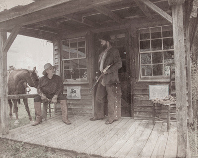 Old West at Kentucky Farms