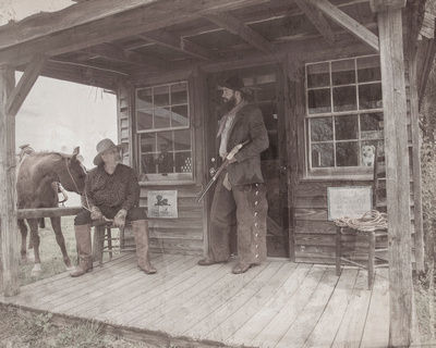 Old West comes to Kentucky Farms