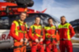 ARA Flugrettung: Crew RK-2 Reutte