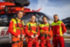 ARA Flugrettung_ Crew RK-2 Reutte