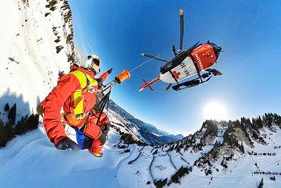 ARA Flugrettung: Kompetenz im alpinen Ge