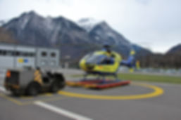 AP3 Luftrettung Christoph Liechtenstein Balzers