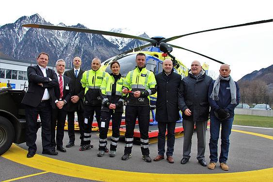 Eröffnung Balzers Dezember 2019