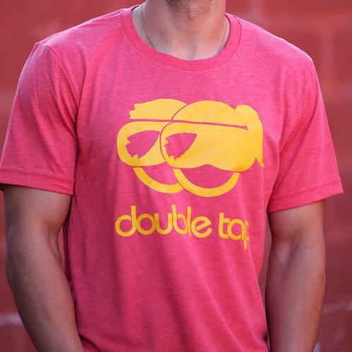 DoubleTapKC Red & Gold T
