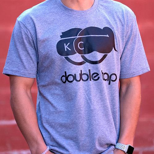 DoubleTapKC Gray T