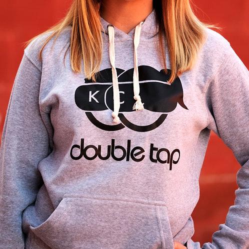 DoubleTap KC Hoodie- BLACK