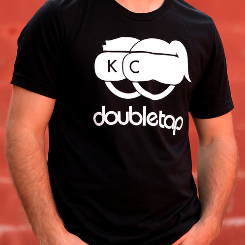 DoubleTapKC Black T
