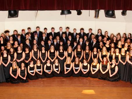 High Schools concert season is approaching!