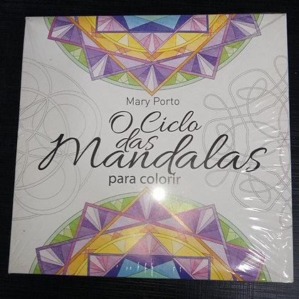 O Ciclo das Mandalas para Colorir