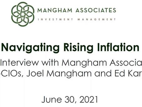 Mangham Associates Webinar – Navigating Rising Inflation