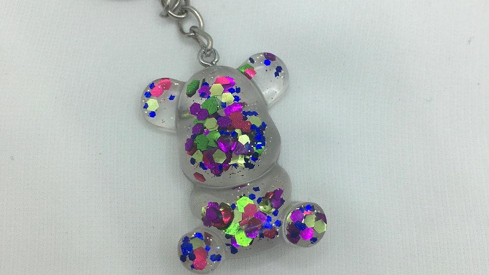 Moyen ours multicolore