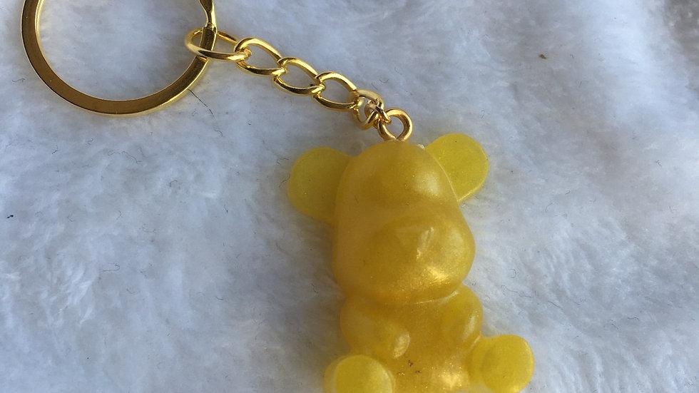 Moyen ours jaune