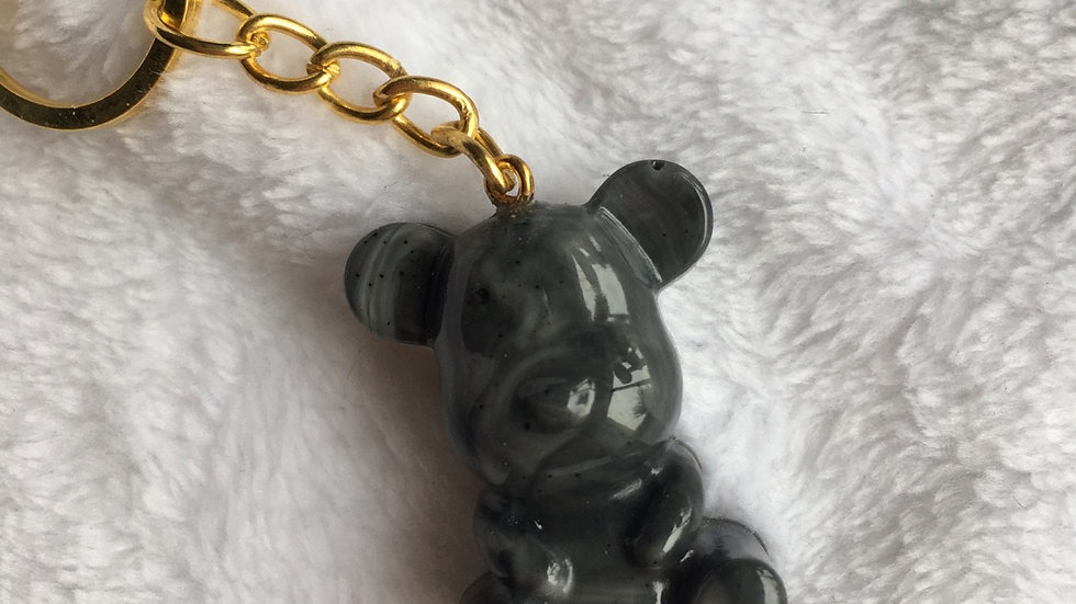 Moyen ours marbré