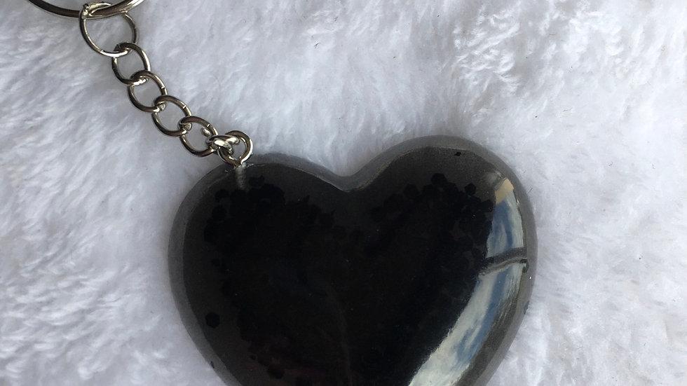Cœur noir