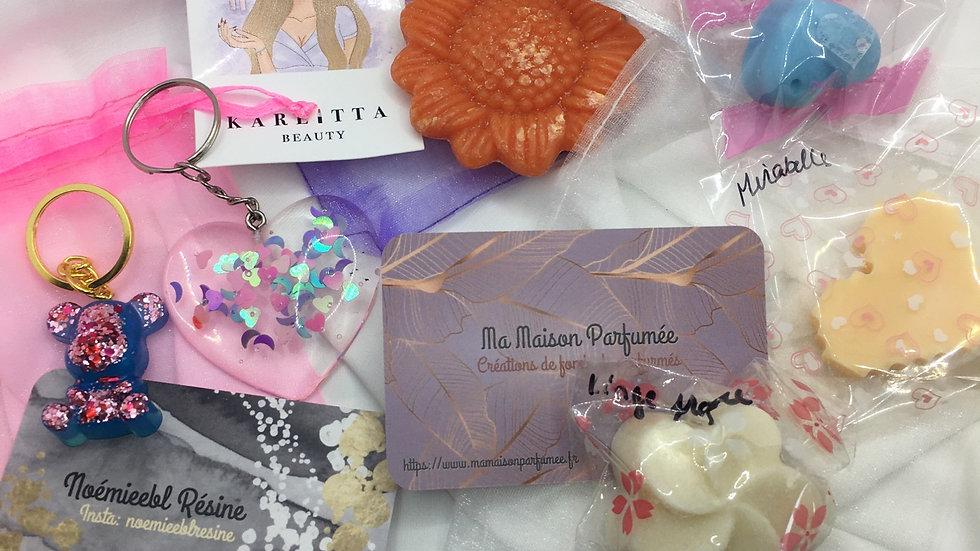 BOX 1 créateurs Karlitta Beauty & Ma maison parfumée