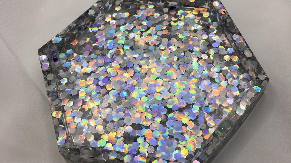 Coupelle holographique
