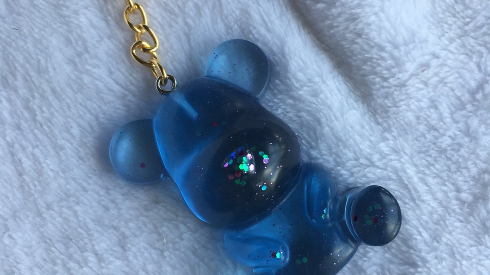 Maman ours bleu