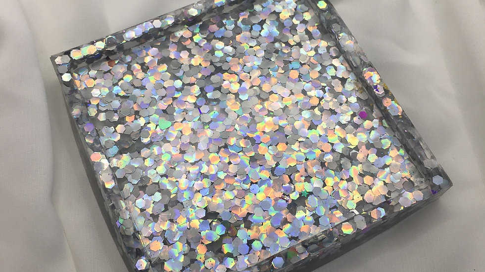 Repose bijoux holographique