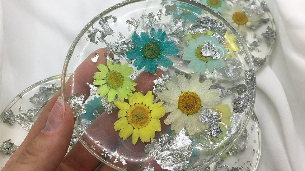 Lot de 4 dessous de verre