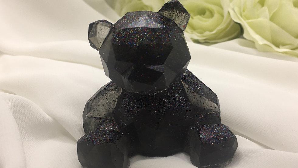 Ourson noir holographique
