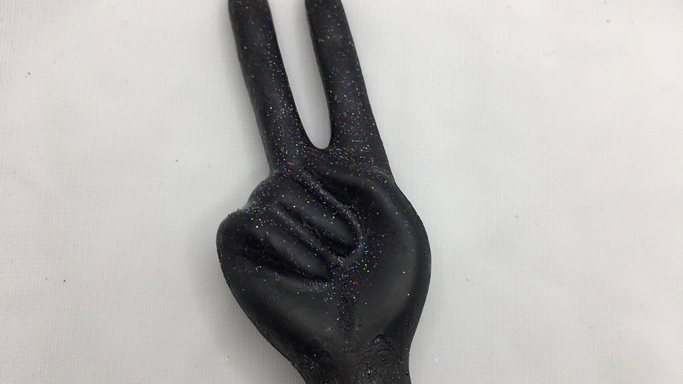 Figurine peace 8cm