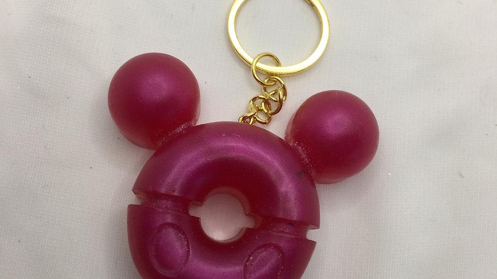 Porte clef donut défaut