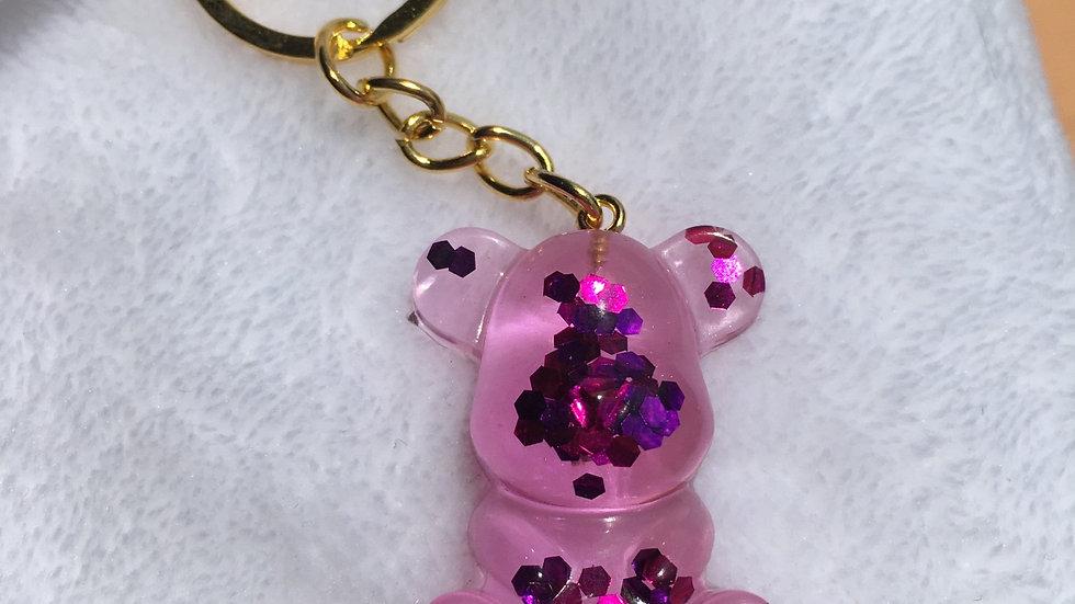 Moyen ours rose