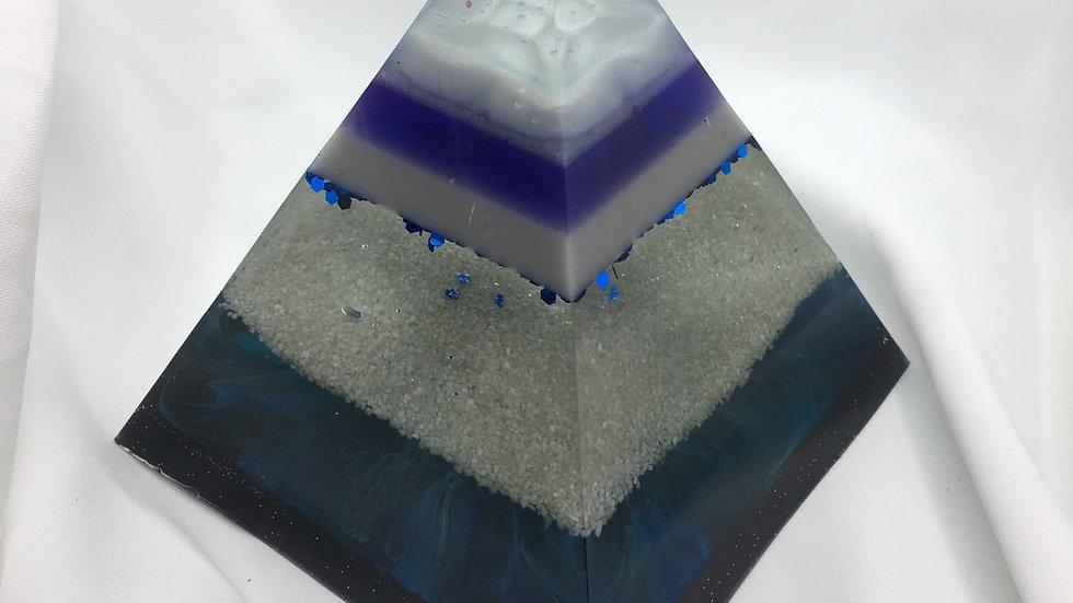 Pyramide effet mer