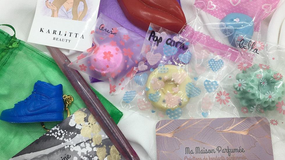 BOX 2 créateurs Karlitta Beauty & Ma maison parfumée