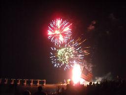 Fireworks Fourth of July fabulous fourth morrilton arkansas