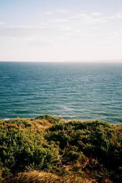 Hengistbury Head.