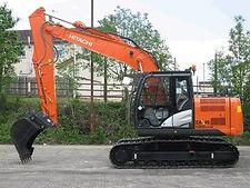 13 Tonne Hitachi Excavator For Hire