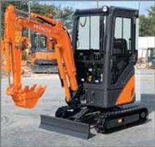1.7 Tonne Hitachi Mini Excavator For Hire