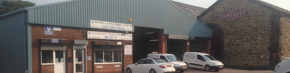 Image of exterior of Castlecroft Motors Ltd