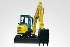 5 Tonne Yanmar Excavator For Hire