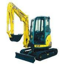 2.5 Tonne Yanmar Excavator For Hire