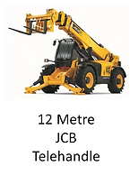 12 Metre JCB Telehandler
