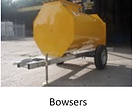 DPH Plant Hire - Bowsers for hire
