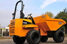 6 Tonne Terex Powerswivel Dumper For Hire