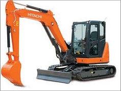 6.5 Tonne Hitachi Excavator For Hire