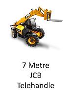 7 Metre JCB Telehandler