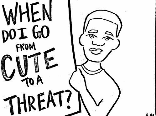 Black Lives Matter Coloring Pages